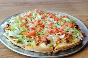 "Boss' Pizza & Chicken - ""BLT"" Specialty Pizza"