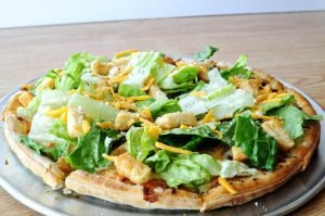 "Boss' Pizza & Chicken - The ""Ceasar Surprise"" Specialty Pizza"