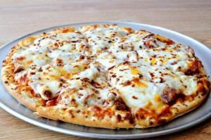 "Boss' Pizza & Chicken - The ""Founding Father"" Specialty Pizza"