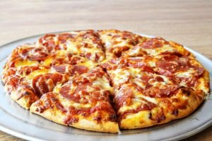 "Boss' Pizza & Chicken - ""The Super Pepperoni"" Specialty Pizza"