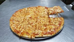 "Boss' Pizza & Chicken - ""The Big Cheese"" Pizza"